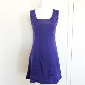 C. Luce Nordstrom purple dress sz S